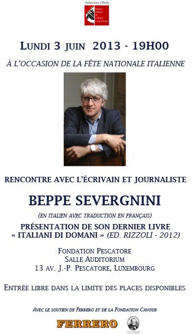 Beppe Severgnini