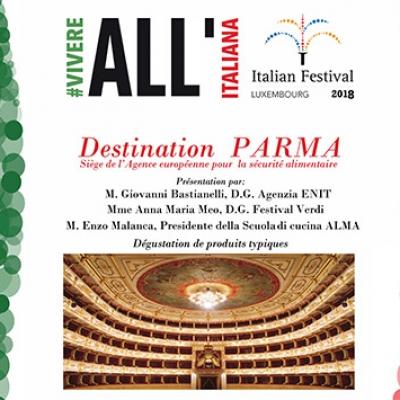 Destination Parma